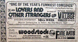 NGC's Fine Arts Theatre newspaper ad