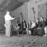 LIFE Magazine essay on the KENOSHA Theatre, 1938 (B. Hoffmann photo)