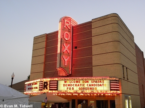 Roxy Theater, 2010