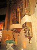 Right Side Pipe Organ Grill Castro Theatre