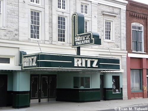 Ritz Marquee