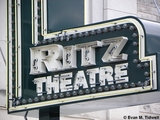 Ritz Marquee - Detail