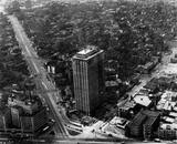 Circa 1965 aerial photo via Forgotten Chicago.