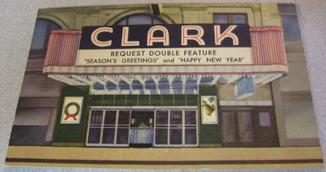 1961 Postcard