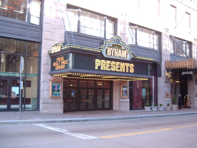 Byham Theatre