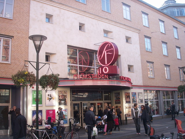 Filmstaden Bio in September 2008