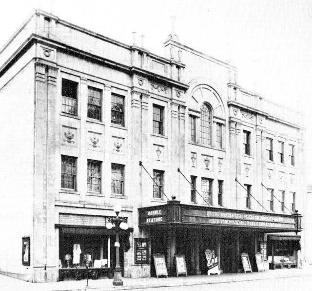 1928 photo credit Grand Theatre Wausau Facebook page.