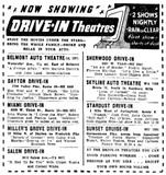 Belmont Auto Theatre