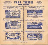 1954 mailer courtesy of Kim Avenson.