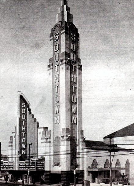 Southtown Theatre exterior