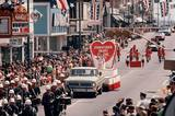 1970s parade photo courtesy of the C'ville Images Facebook page.