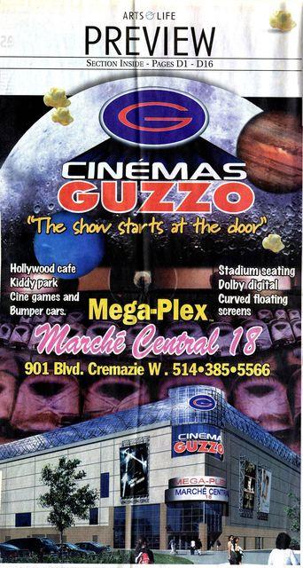 Mega-Plex Marché Central 18