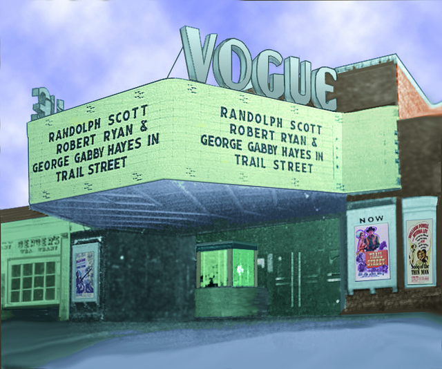 1947 Vogue Theater