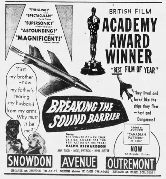 Snowdon Theatre