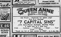 Queen Anne Theatre
