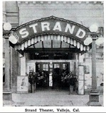 Opening Strand Theatre