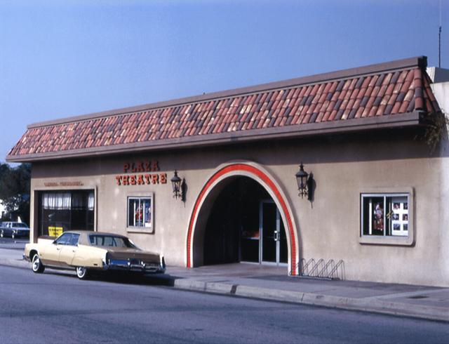 Plaza Theater, Glendora - 1982