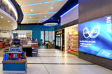 Odeon Orpington - Main Foyer - Concessions and Seating Area.