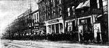1909 photo courtesy of Brian Morton and Vintage Hamilton Facebook page.