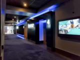 Odeon Orpington – Corridor to Auditoria 1-4 – ISENSE Auditorium Entrance.