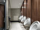Odeon Orpington – Male Toilets off Corridor to Auditoria 1-4.