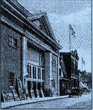 Circa 1913 photo and description courtesy of John Button.