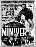 November 6, 1942 print ad via Tim O'Neill.
