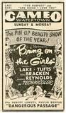 May 19, 1945 Waterbury American print ad.