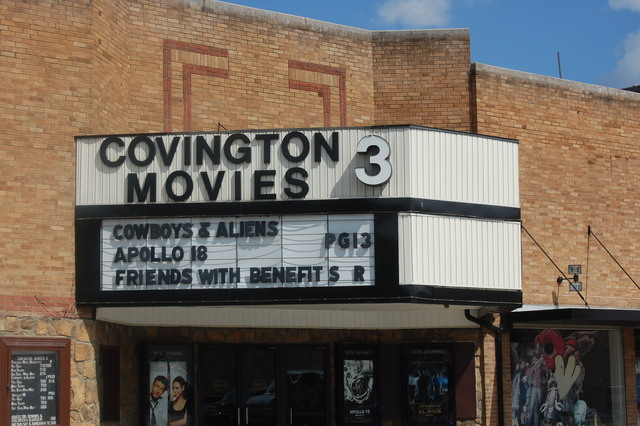 R/C Covington Movies 3