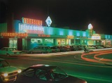 Plaza in the 80's