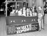 """1932 """"White Zombie"""" promotion."""