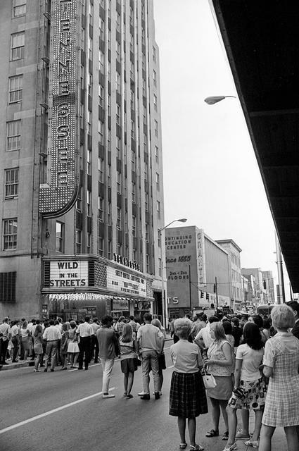 1968 photo credit Dale Ernsberger, The Tennessean.