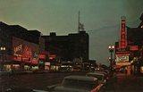 June 1963 postcard courtesy of Walter Jung.