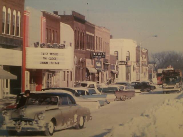 1961 photo credit Kevin Kennedy.