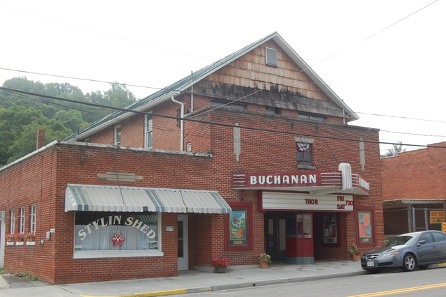 Buchanan Theatre