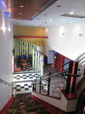 Looking Down From SV Cinemas Lounge Area