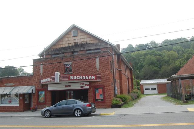 Buchanan Theatre