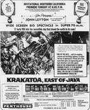 "Trans-Beacon's Penthouse Theatre ""Krakatoa, East of Java"" engagement in 70MM"