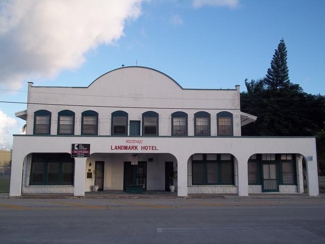 Seminole Theater building in 2018