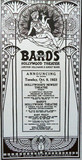 Bard's Theatre newspaper ad