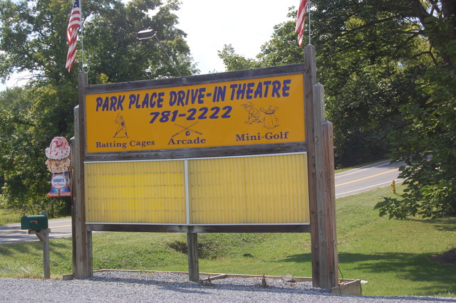 Park Place Drive-In