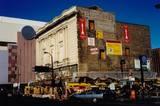 Shubert Theatre on the move, 1999 photo credit Phil Handy.
