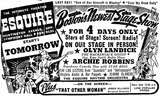 1943 newspaper ad