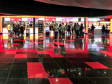 Cineworld Hemel Hempstead – Concessions counter.
