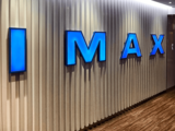 Cineworld Hemel Hempstead – Backlit IMAX sign.