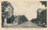 1925 postcard credit Lost Washington, D.C. Facebook page.