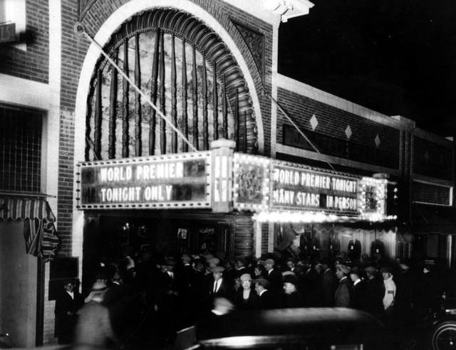 California Theatre exterior