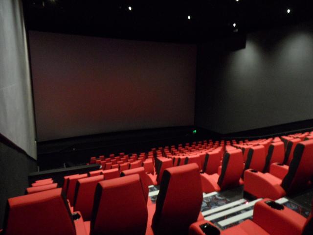 Cineworld Cinema - New Mersey Retail, Speke