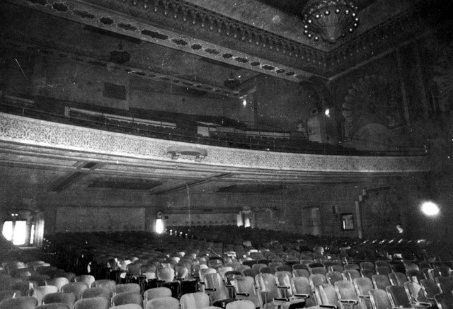 Lincoln Theatre auditorium