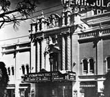 Fox Peninsula Theatre exterior